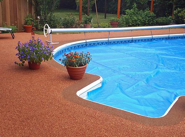 Pool Deck Colors